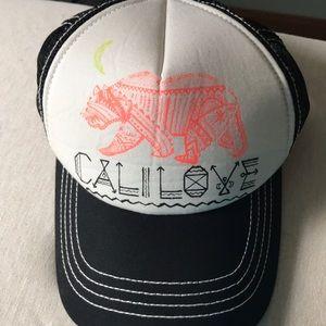 BILLABONG Cali Love trucker hat!